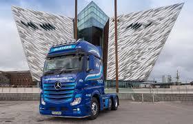 mercedes truck mercedes benz truck and vans northern ireland mobile