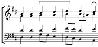tom pankhurst u0027s choraleguide bach fingerprints 9 mid phrase