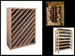 wine racks wine glass rack and bottle holder ideas youtube