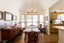hill country dining room guest house texas hill country sunset house