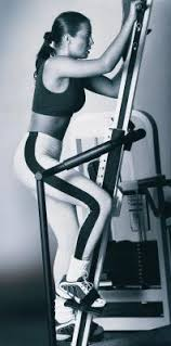 does a stair climber make your thighs slimmer chron com