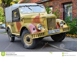gaz 69 off road classic soviet car gaz 69 editorial photo image of condition