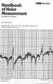 osha technical manual noise handbook noise measurement