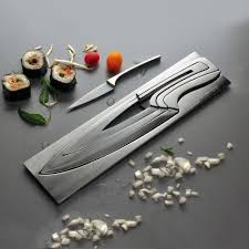 nesting kitchen knives at home interior designing