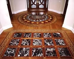 stylish custom hardwood flooring custom wood floors types of