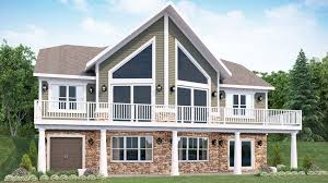 floor plans for lakefront homes the red lake home floor plan features 3 bedrooms and 2 bathrooms