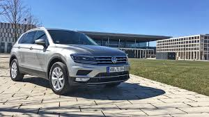 volkswagen tiguan 2016 blue vw tiguan 2016 atmo test drive report no voice autovideo net