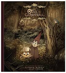 the art of over the garden wall book is available patrick mchale