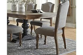 Dining Room Chair Spacious Tanshire Dining Room Chair Ashley Furniture Homestore Of