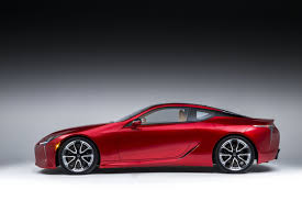 lexus usa newsroom 2016 naias the 2018 lexus lc 500 rides on michelin pilot super