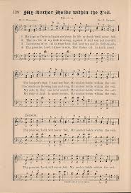 Best Love Anchors The Soul - historic hymnals song my anchor holds within the veil in songs