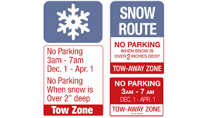 Chicago Street Parking Map by Winter Overnight Parking Ban Begins This Week Chicago Tonight Wttw