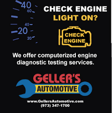 check engine soon light is your check engine light on call geller s automotive