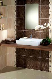 chocolate brown bathroom ideas blue and brown bathroom fancy white and blue bathroom design idea