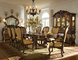 Antique Dining Room Table Styles Green Formal Dining Room Presenting Some Vintage Dining Chairs