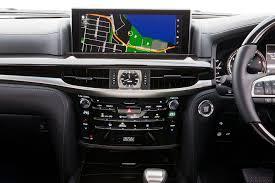 lexus minivan australian lexus models not affected by us software glitch
