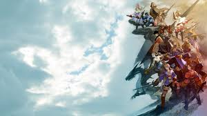 Fantasy Wallpaper Cool Final Fantasy Backgrounds In Hdq Cover
