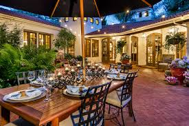 Mediterranean Patio Design Outdoor Entertaining Garden Makeover Tips To Wow Your