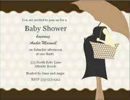 baby shower invitations my favorite favors gifts