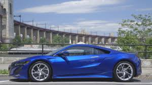 acura nsx technology in overdrive video business news