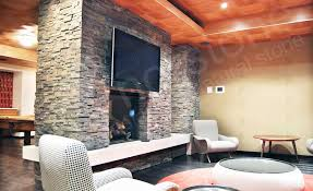 Fireplace Stores In New Jersey by Natural Stacked Stone Veneer Fireplace Stack Stone Veneer Fireplaces