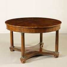 scrivania stile impero tavolo tondo in stile impero mobili in stile bottega 900