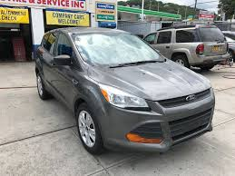 Ford Escape Suv - used 2014 ford escape s suv 12 690 00