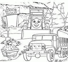 thomas friends coloring coloring