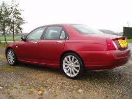 mg zt saloon review 2004 2005 parkers