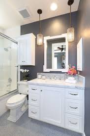 smart idea guest bathroom ideas in grey white houzz 2015 tile