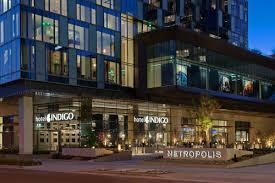 Seeking Los Angeles Downtown La S Hotel Indigo Is For Sale For 280m Curbed La