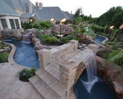 Backyard Pool With Lazy River Guide Vegetable Garden Planning Layout Design Ideas For Beginners