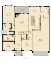 family floor plans onyx new home plan in johnson ranch provence by lennar