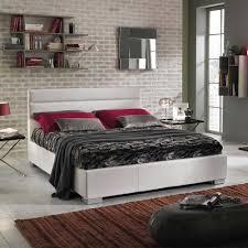 Schlafzimmer Betten Mit Bettkasten Kunstleder Bett Licasia In Weiß 160x200 Cm Pharao24 De