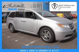 used car honda odyssey used 2013 honda odyssey ex l for sale in murray