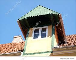 dormer roof attic window photo
