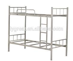 Iron Bunk Bed Bunk School Steel Bed Bunk School Steel Bed Suppliers And