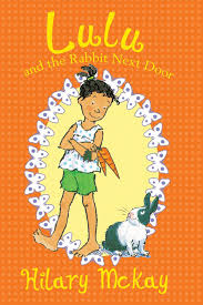 the rabbit book lulu and the rabbit next door 9780807548172 hilary
