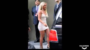 britney spears nudity britney spears stuns in nude dress at fox s upfronts paparazzi