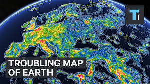 Most Accurate World Map by Troubling Map Of Earth Youtube