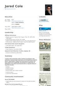 Disney Resume Example by Communications Coordinator Resume Samples Visualcv Resume