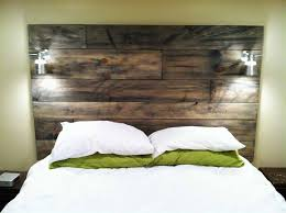 interesting 60 diy wood headboard design decoration of best 25