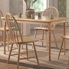 30 x 48 dining table coaster damen natural 30 x 48 rectangle leg dining table 4347