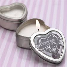 candle party favors mini vanilla heart candle tins candle party favors destination