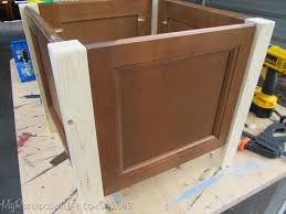 Easy Cabinet Doors Easy Diy Planter Made From Cabinet Doors My Repurposed