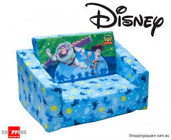 Kids Flip Out Sofa Bed With Sleeping Bag Toy Story Flip Sofa Bed U2013 Hereo Sofa