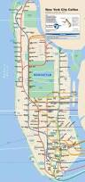 New York City Attractions Map by 125 Best New York City Subway Images On Pinterest New York