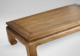 Ethan Allen Coffee Tables Dynasty Rectangular Coffee Table Coffee Tables