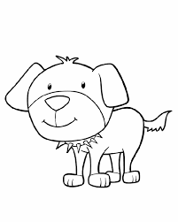 dog collar coloring pages coloring