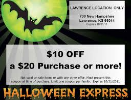 spirit halloween printable coupon 2015 halloween express coupon codes tennis warehouse coupon